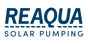 Reaqua - Full Logo (Blue)