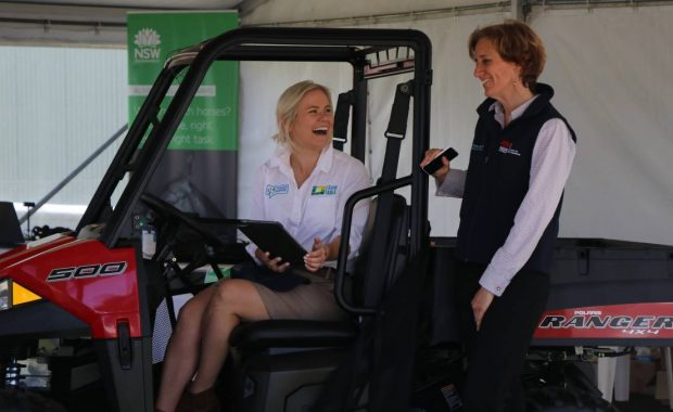 Australian National Field Days feature exhibitor DPI unveils showcase